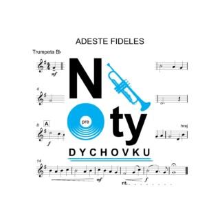 Adeste fideles (kvarteto) - dychové kvarteto