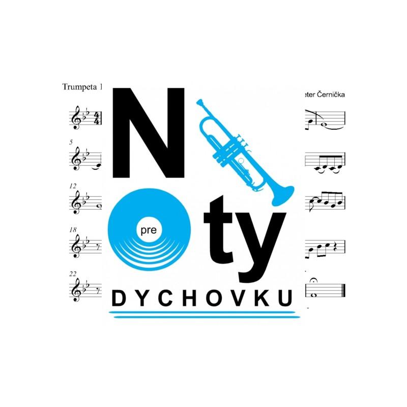 last christmas noty pre dychove kvarteto