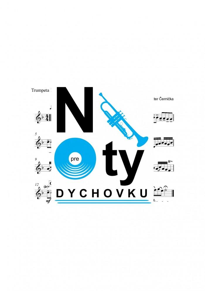 o chyr preblahy noty pre dychove kvarteto