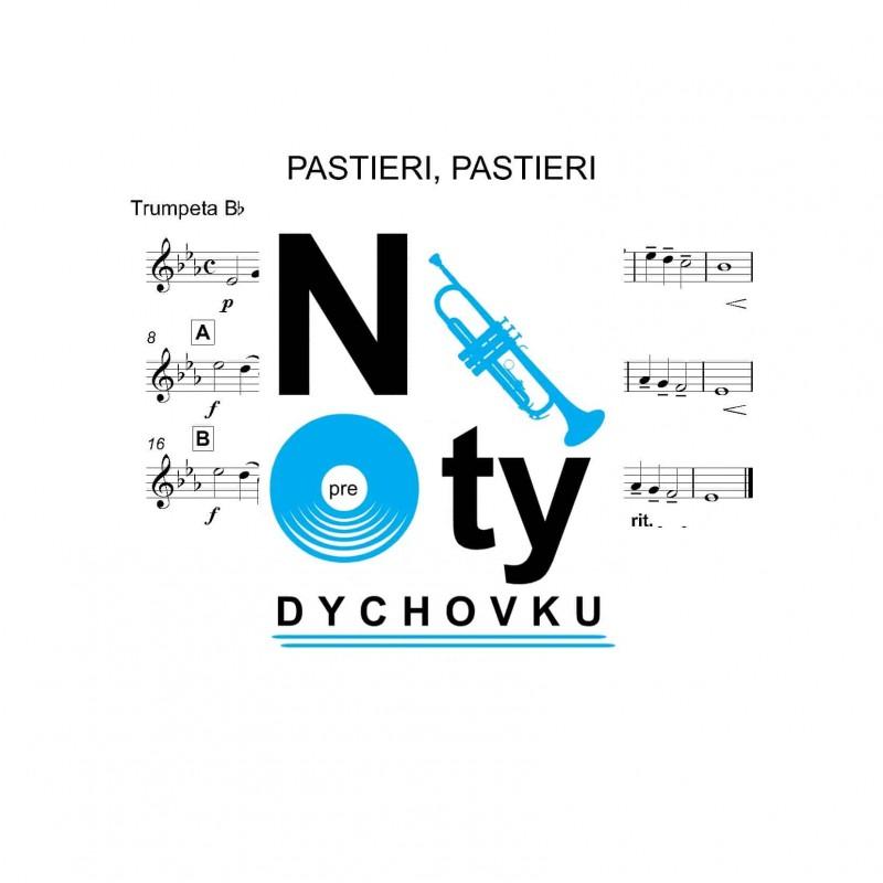 pastieri pastieri noty kvarteto