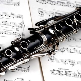 noty klarinetove kvarteto