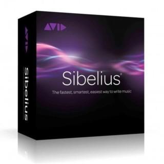 Ako pracovať v notačnom programe Sibelius